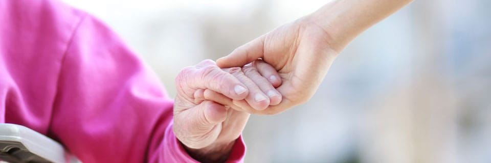 Rosehaven Care Homes a helping hand